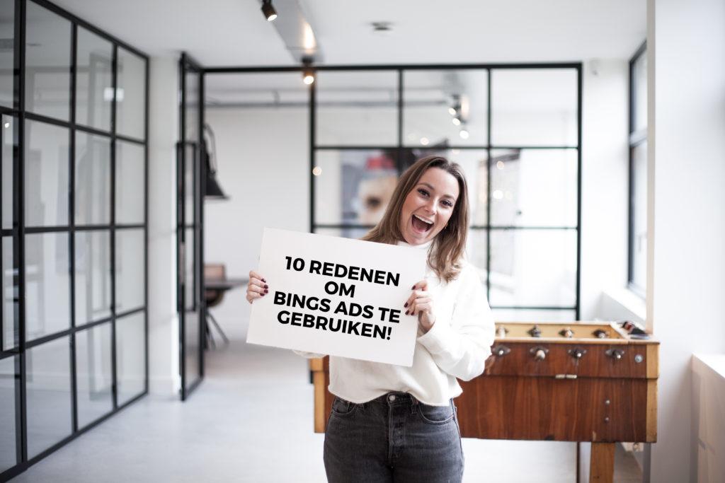 Begin vandaag nog met Bing Ads!