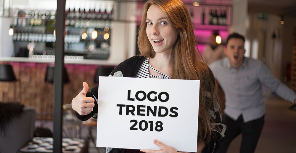 Ontdek de logo trends en verwachtingen voor 2018