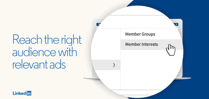 LinkedIn Interest Targeting